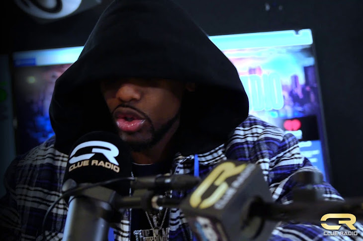 Fabolous Freestyle On Clue Radio