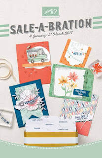 Sale-A-Bration 2017 Free Products