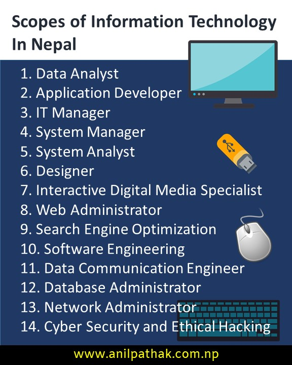 scopes of information technology in nepal