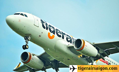 Vé máy bay Tiger Air quận 10
