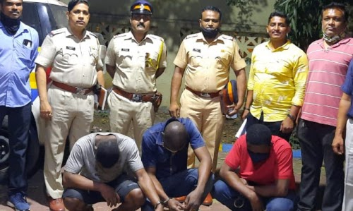 SAHARA REPORTERS: India Police Arrest Three Nigerians With 220 Cocaine Grammes Worth Over $29,000