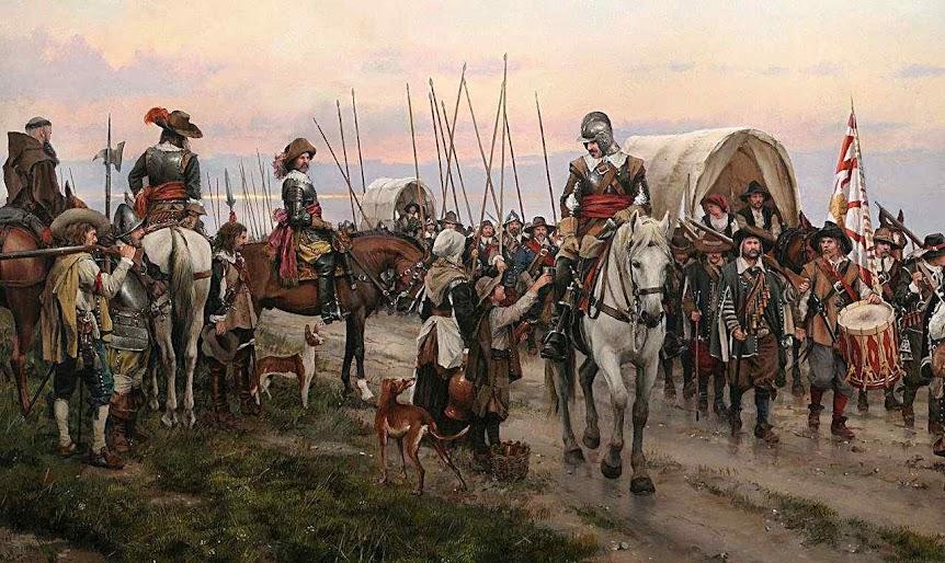 O caminho espanhol, Augusto Ferrer Dalmau (1964 - )