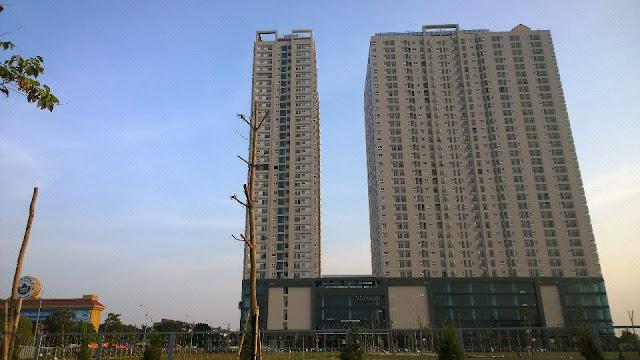 Chung cư Gemek Tower giao nhà