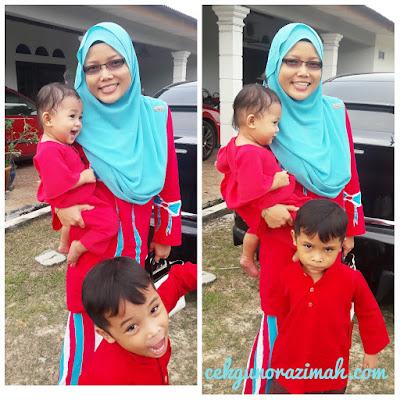 ootd, parenting blogger, cikgu norazimah