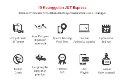 Keunggulan J&T Express