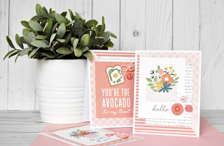 monochromatic cards by wendy sue anderson for pebbles inc.