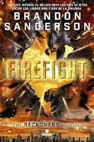 Firefight | Los Reckoners #2 | Brandon Sanderson | Nova