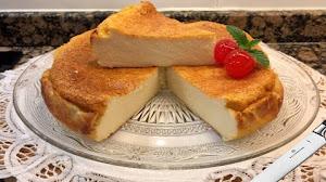 Tarta de queso fresco