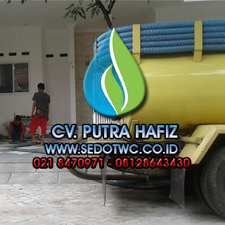 Sedot WC Jakarta Timur