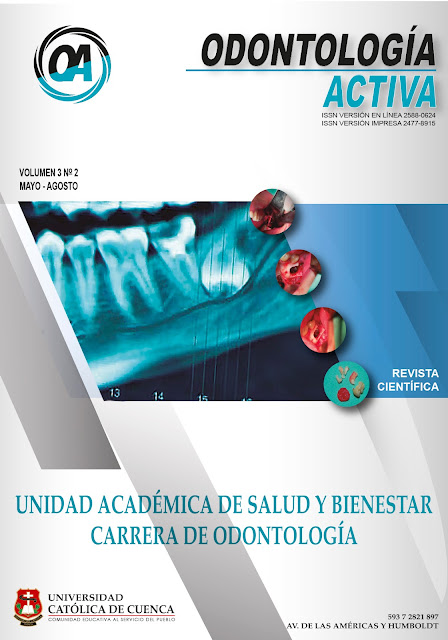 Revista Odontología Activa OACTIVA Volumen 3 N 2