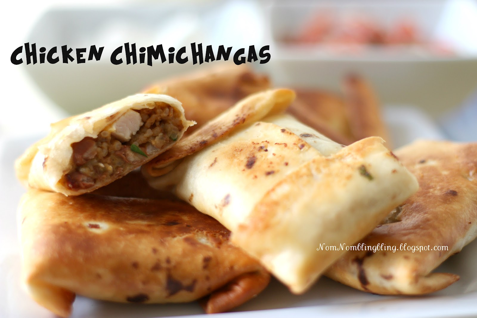 America S Test Kitchen Chicken Chimichanga