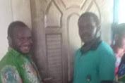 Komisi pemuda (kingmi) Nabire: jemaat Imanuel, melaksanakan kegiatan pembubaran panitia natal 2020  kampung bouw Nabire Senin,2021