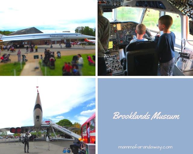 museo trasporti brooklands