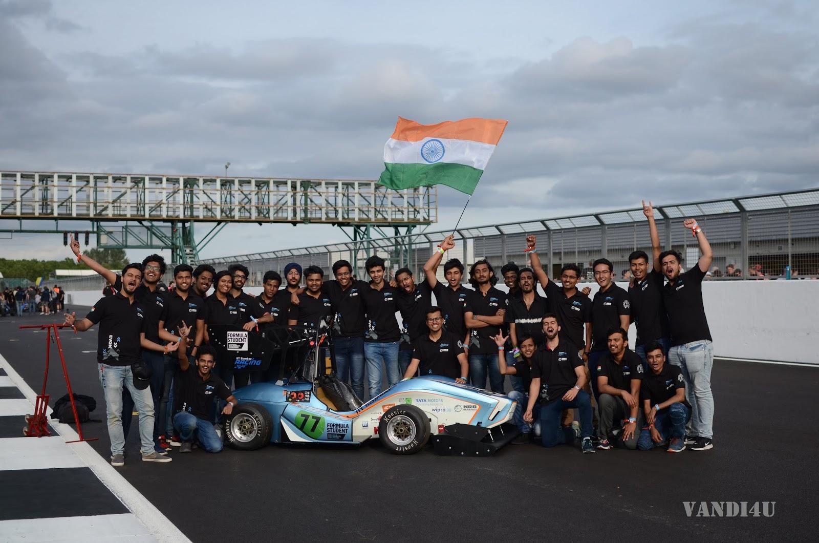 Tata Motors Supports IIT Bombay Students In Developing Electric Car   VANDI4U