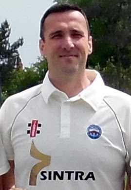 Brigg Town cricketer Nick Beacock took four wickets on May 25, 2019