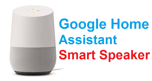 Google Home Assistant Smart Speaker Discount Coupon
