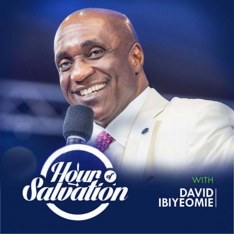 Hour of Salvation with (David Ibiyeomie)