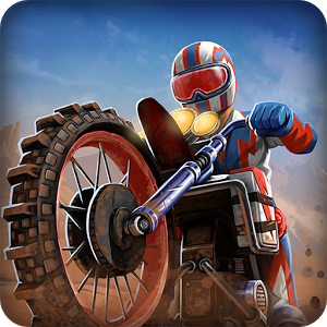 Trials Frontier v5.7.1 Mod Apk [Money]