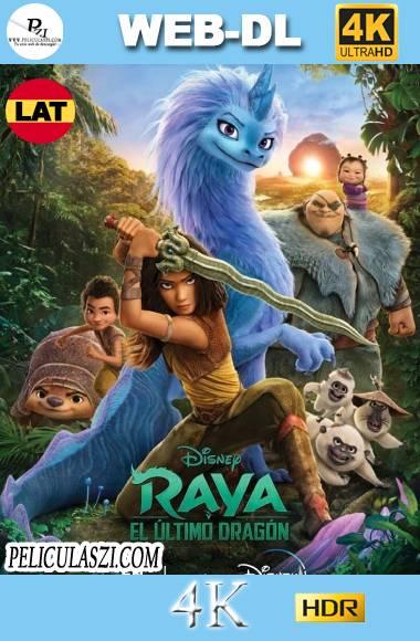 Raya y El Ultimo Dragón (2021) Ultra HD WEB-DL 4K HDR Dual-Latino