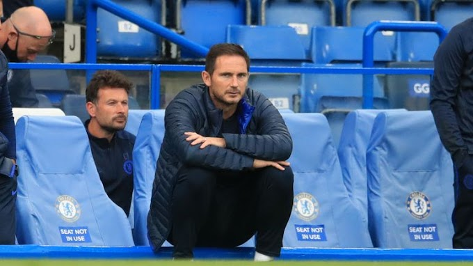 Lampard frustrated by yet another VAR wack decision in Chelsea's 0-0 draw with United