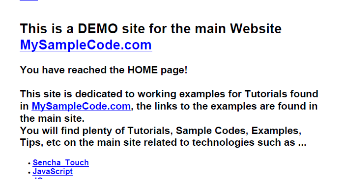 Programmers Sample Guide: Convert HTML to PDF using iText XMLWorker