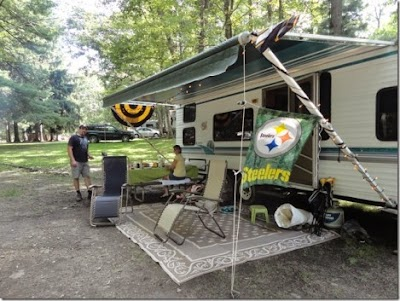 Pennsylvania campgrounds with Labor Day openings