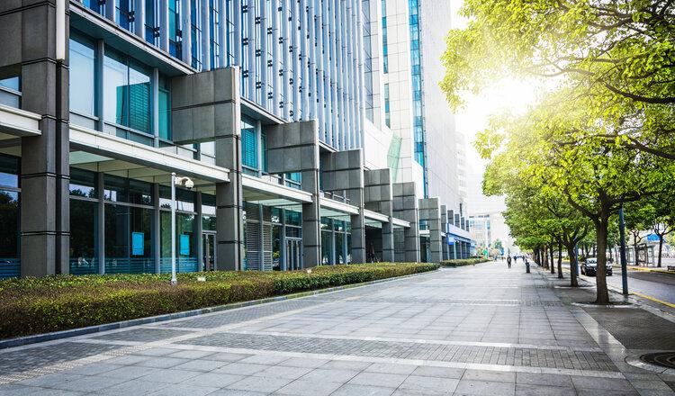 Crisis y pandemia, aumenta la cantidad de oficinas premium vacías sin alquilar