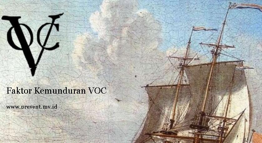 Faktor Kemunduran VOC