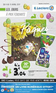 Catalogue E.leclerc 04 au 15 Avril 2017