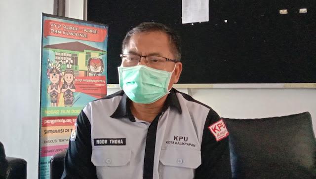 KPU Balikpapan Menyepakati KPPS dan PPDP Diperiksa Kesehatan Secara Umum