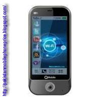 Qmobile E950 Wifi