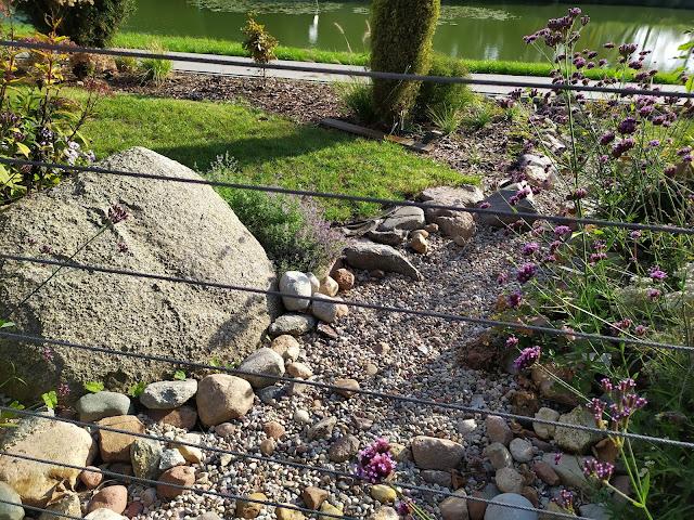 ogrodzenie z siatki stalowej
