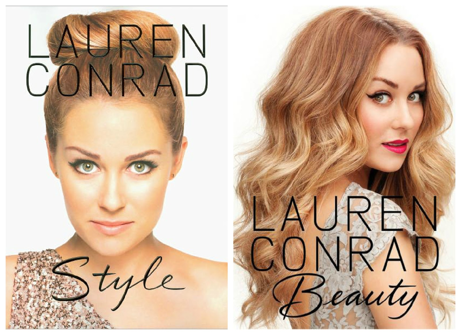 Pick Of The Week: Lauren Conrad's Style & Beauty Books.#4