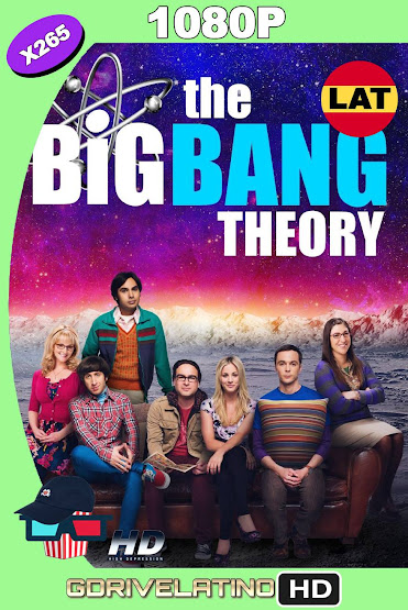 The Big Bang Theory (2007-2019) Serie Completa BDRip 1080p x265 Latino-Ingles MKV