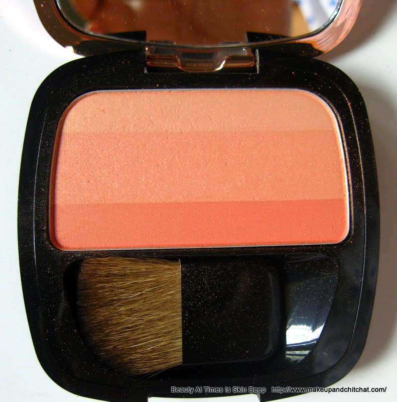 Review of L'Oreal Lucent Magique Blush in Sunset Glow