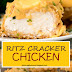 RITZ CRACKER CHICKEN RECIPE