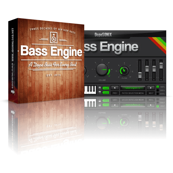 DopeSONIX Bass Engine v2.1 Full version