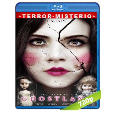 Pesadilla En El Infierno (2018) BRRip 720p Audio Trial Latino-Castellano-Ingles 5.1