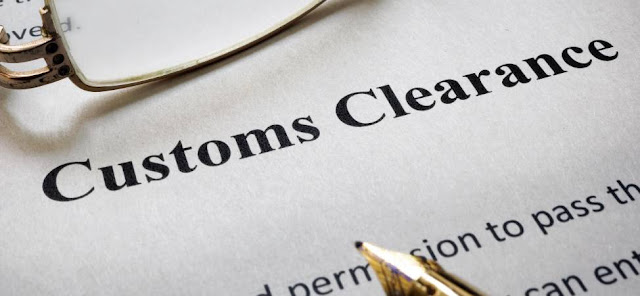 Customs clearance for international shipments