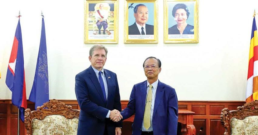 Khmer Intelligence: US Praises Growth In The