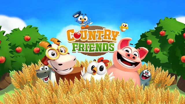 Country Friends game