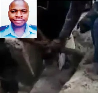 How We Buried Police Inspector Alive - Suspect Confesses, Takes Police To Graveside