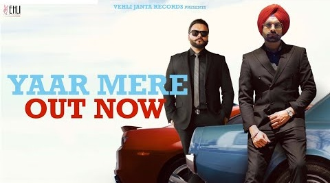 Yaar Mere Song Lyrics- Tarsem Jassar