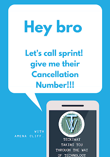 Sprint cancellation number