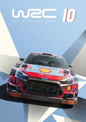Capa do WRC 10 FIA World Rally Championship
