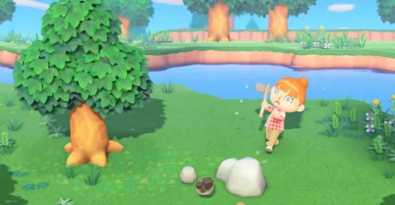 How to get and build the ax in Animal Crossing: New Horizons