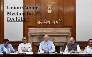 union-cabinet-meeting-DA hike-central-government-employees