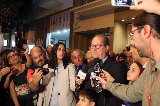 Περιοδεία Νίκα στις πρωτεύουσες των νομών της Πελοποννήσου - Την Τρίτη στην Αργολίδα
