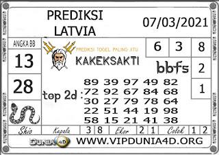 Prediksi Togel LATVIA DUNIA4D 07 MARET 2021