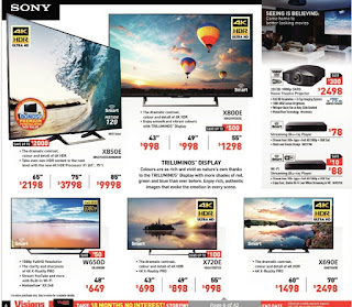 Visions Electronics Weekly Flyer September 22 - 28, 2017